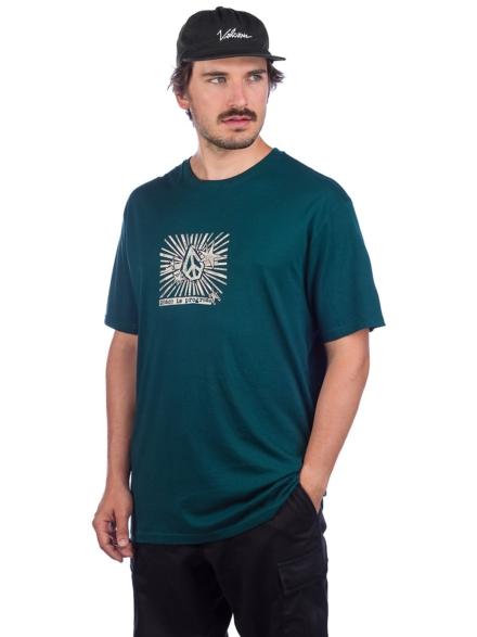Volcom Prog Basic T-Shirt groen