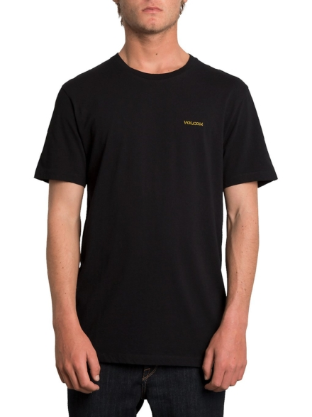 Volcom Crass Blanks LTW T-Shirt zwart