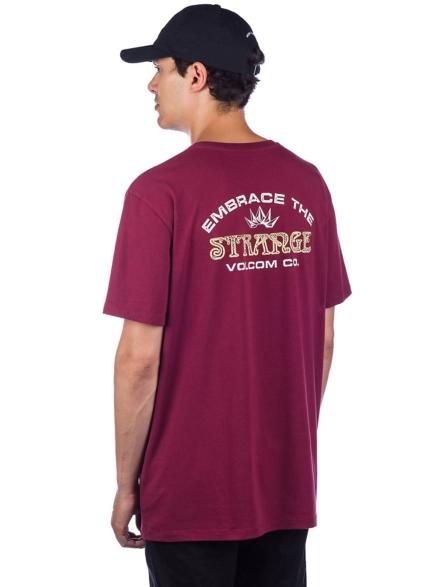 Volcom Experience LTW T-Shirt rood