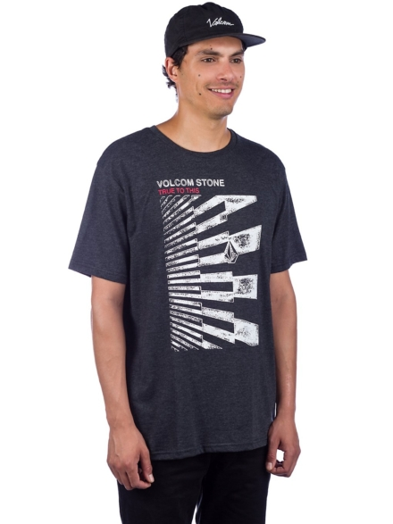 Volcom Stone Truth HTH T-Shirt zwart