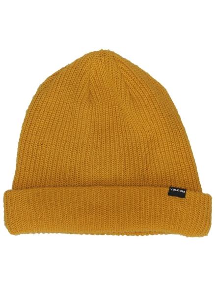Volcom Sweep Lined Beanie geel
