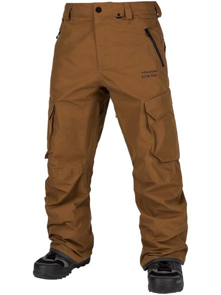 Volcom Lo Gore-Tex broek bruin