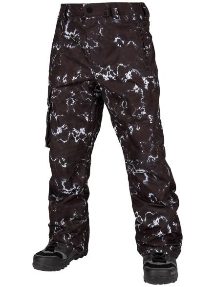 Volcom Ventral broek zwart