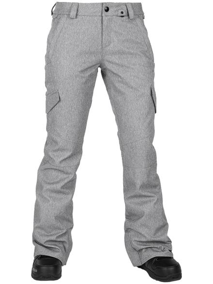 Volcom Bridger Insulated broek grijs