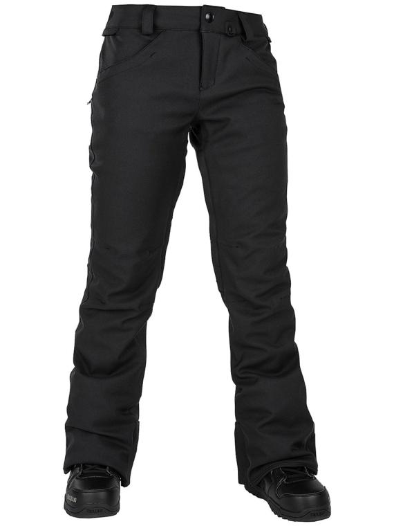 Volcom Grail 3D Stretch broek zwart