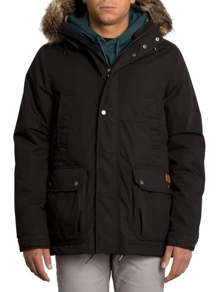 Volcom Lidward 5K Ski jas zwart