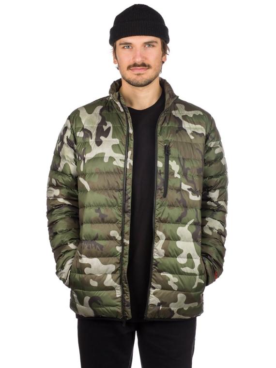 Volcom Puff Puff Give Insulator Ski jas groen