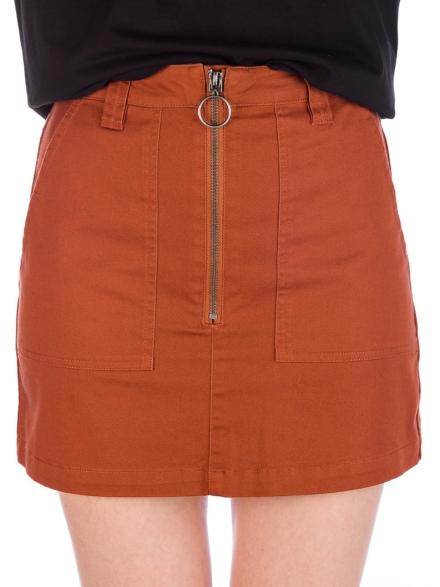 Volcom Frochickie Skirt oranje