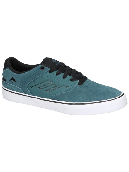 Emerica The Reynolds Low Vulc Skate schoenen blauw