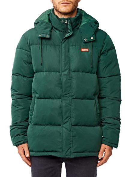 Globe Ignite Puffer Ski jas groen