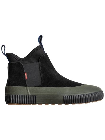 Globe Dover EXPLR Sneakers zwart