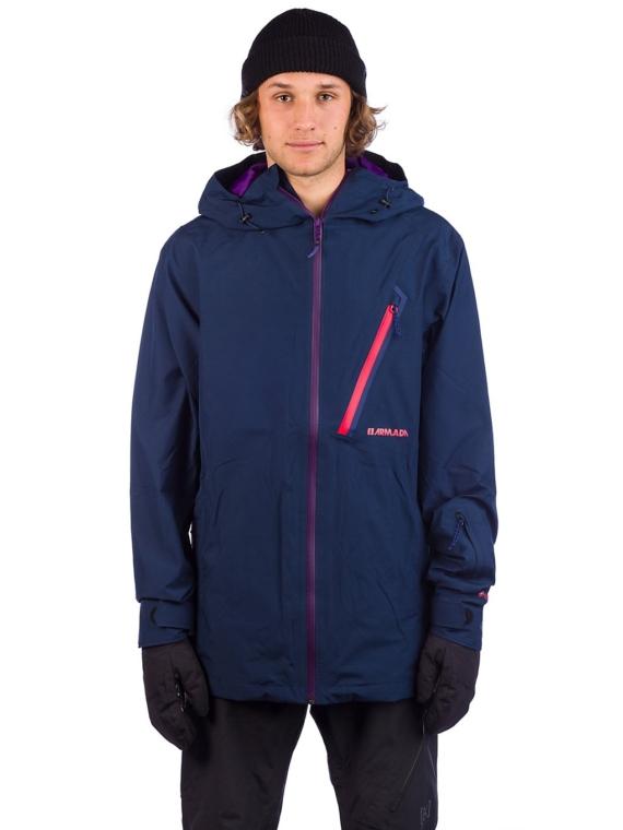 Armada Chapter Gore-Tex Ski jas blauw