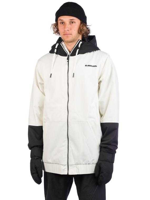 Armada Baxter Insulator Ski jas wit