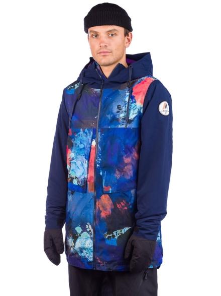 Armada Carson Insulator Ski jas blauw