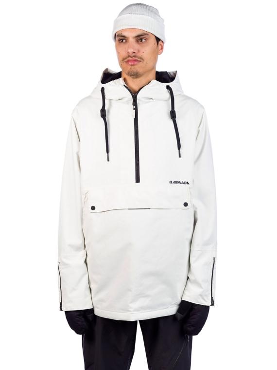 Armada Rawlins Anorak Ski jas wit