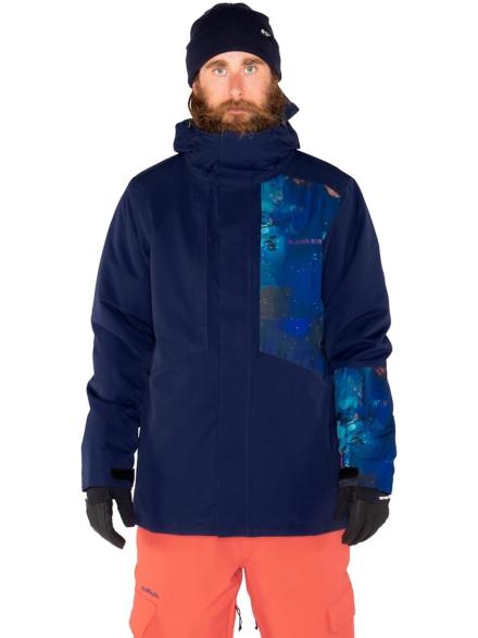 Armada Oden Insulator Ski jas blauw