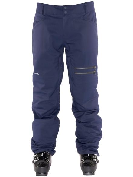 Armada Atmore Stretch broek blauw