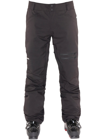 Armada Atmore Stretch broek zwart