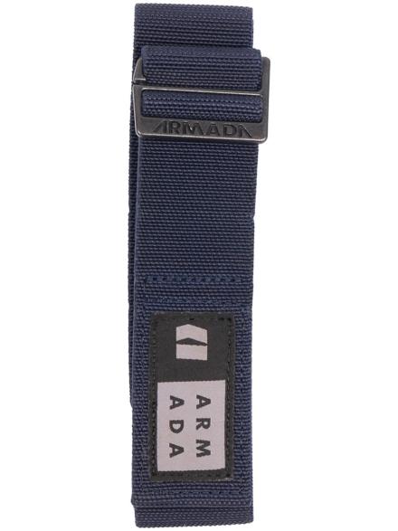 Armada Pan Stretch Belt blauw
