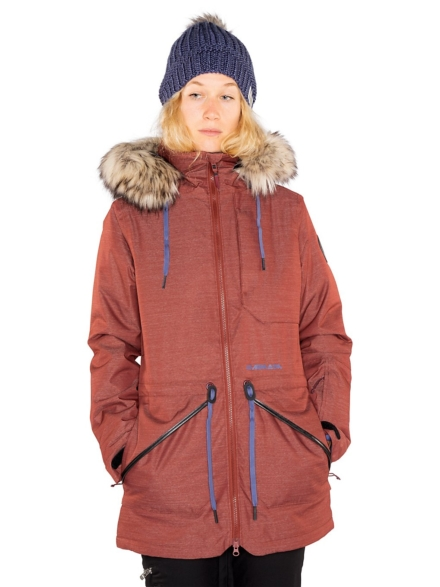 Armada Lynx Insulator Ski jas rood