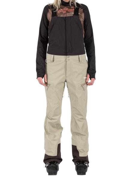 Armada Highline Gore-Tex 3L Bib broek bruin