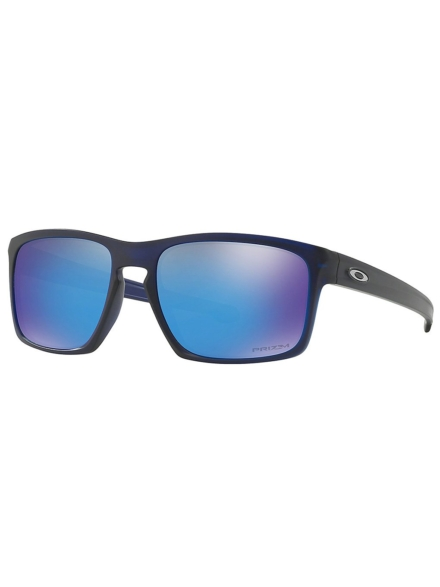 Oakley Sliver Matte Transulcent Blue blauw