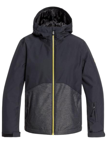 Quiksilver Sierra Ski jas zwart