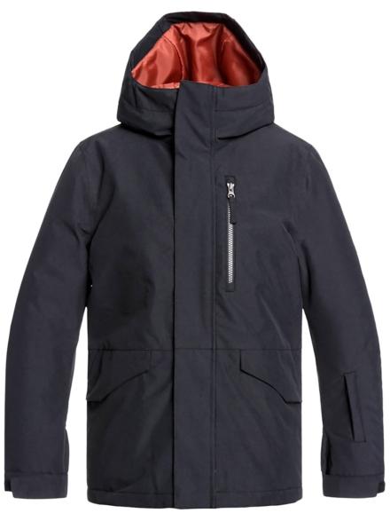 Quiksilver Mission Ski jas zwart