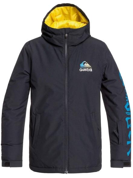 Quiksilver In The Hood Ski jas zwart