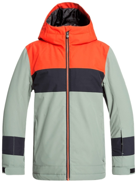 Quiksilver Sycamore Ski jas groen
