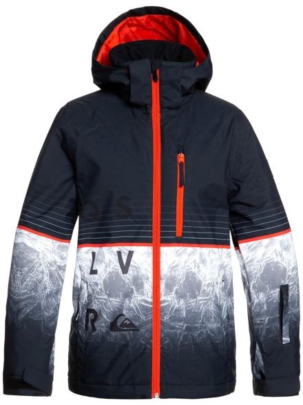 Quiksilver Silvertip Ski jas zwart