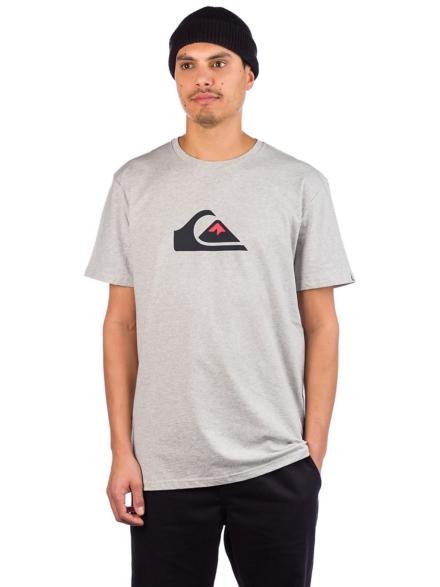 Quiksilver Comp Logo T-Shirt grijs