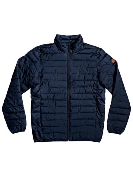 Quiksilver Scaly Ski jas blauw