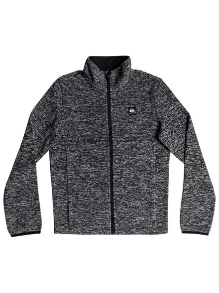 Quiksilver Butter Fleece Ski jas zwart