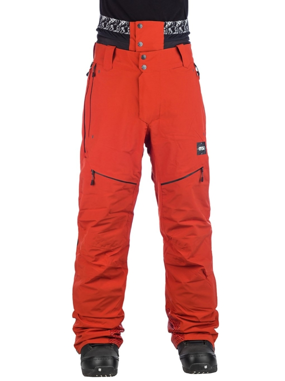 Picture Naikoon broek rood