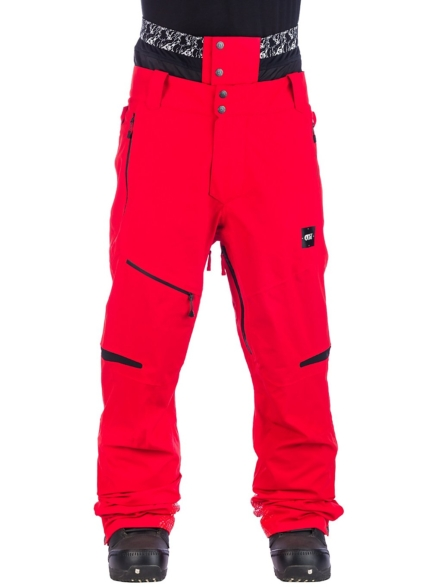 Picture Track broek rood