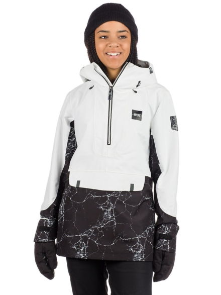 Picture Tanya Anorak wit