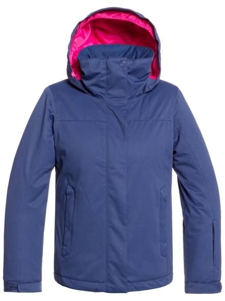 Roxy Jetty Solid Ski jas blauw