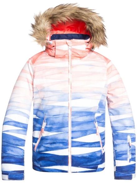 Roxy Jet Ski SE Ski jas blauw