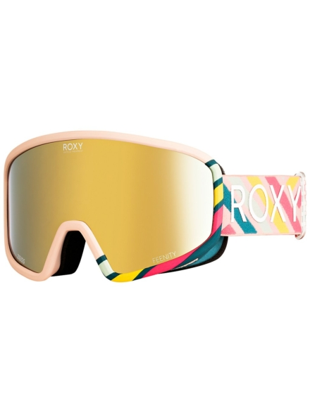 Roxy Feenity 2in1 North Sea Pop Snow wit