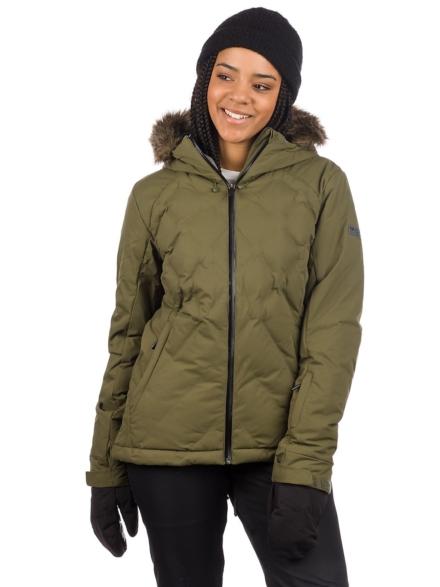 Roxy Breeze Ski jas groen