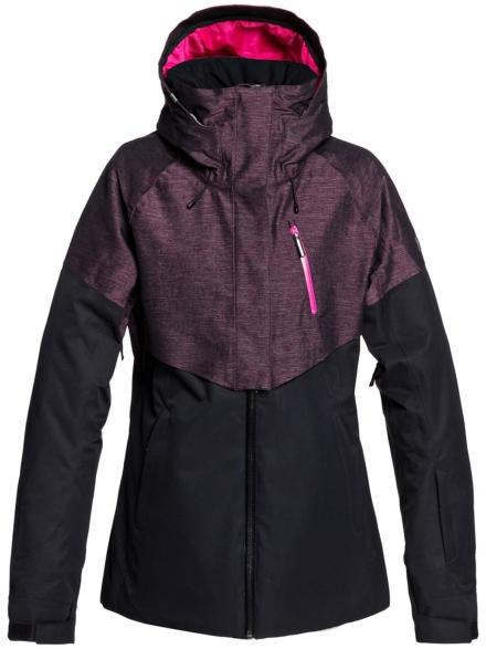 Roxy Frozen Flow Ski jas zwart