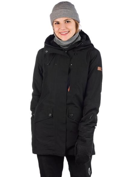 Roxy Gore-Tex 2L Glade Ski jas zwart