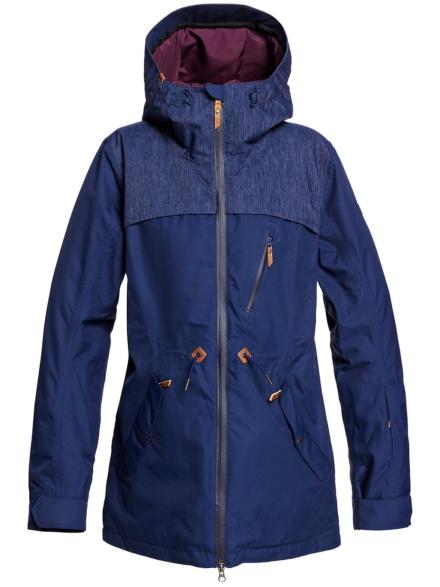 Roxy Stated Ski jas blauw
