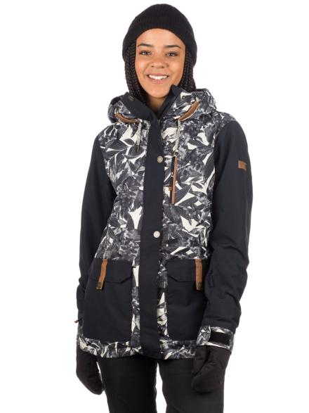 Roxy Andie Ski jas grijs