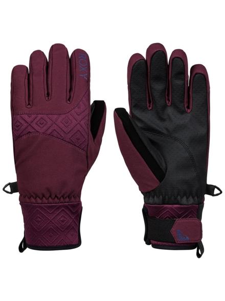Roxy Big Bear handschoenen rood