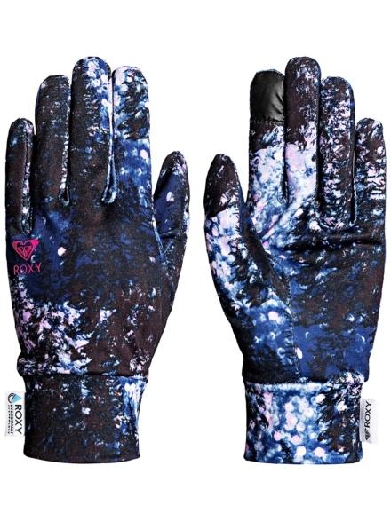 Roxy Hydrosmart Liner handschoenen blauw