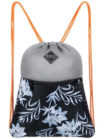Roxy Watery Gym tas zwart