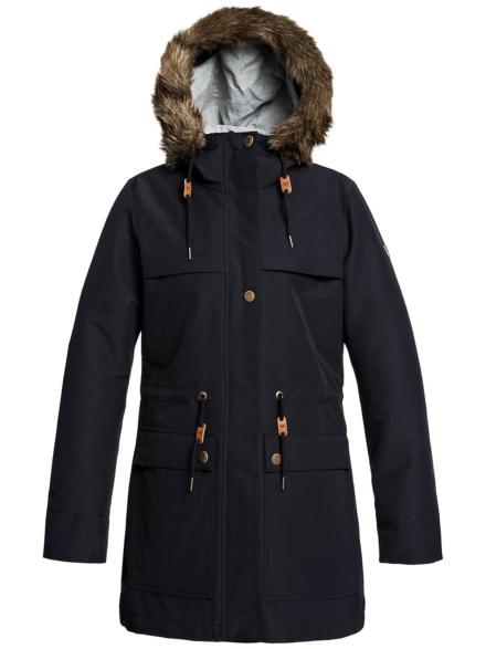 Roxy Amy 3in1 Ski jas zwart