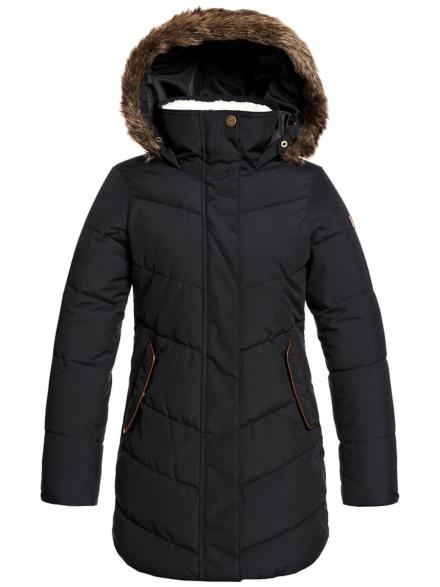 Roxy Elsie Insulator Ski jas zwart